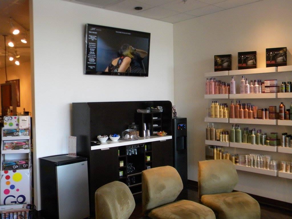 Digital advertising avideolink for Salon marketing digital